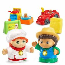 NEW VTech Go Go Smart Friends  Emergency Friends Chef Lydia & Cooking Set