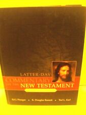 LATTER-DAY COMMENTARY ON THE NEW TESTAMENT THE FOUR GOSPELS (LDS, MORMON BOOKS)