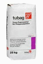 Trass Fugenmörtel für Polygonalplatten TFP Naturstein Bruchplatten Porphyr tubag