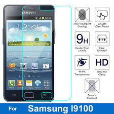 Tempered Glass  for Samsung Galaxy S2 Screen Protector on S II SII I9100 I9105