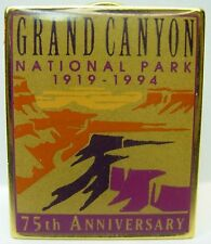 Grand Canyon National Park used Hat Lapel Pin Tie Tac HP2708