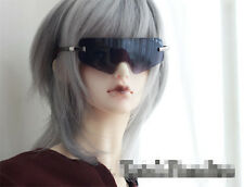 Cool Rimless Motorcycle Glasses For BJD 1/3 SD17 Uncle SD Doll Accessories GS8