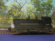 BROADWAY LIMITED IMPORTS HO SCALE #2113 EMD NW2 SWITCHER PRR #9248