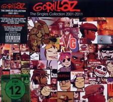 Gorillaz - The Singles Collection 2001-2011 - CD