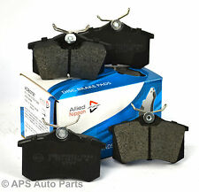 Genuine Allied Nippon VW Beetle Bora Golf MK4 Caddy EOS Rear Brake Pads Discs