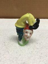 Vintage Elf/Pixie Doing Handstand Figurine