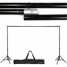 2*2M  Photography Studio Backdrop Background Lighting Support Stand Cross