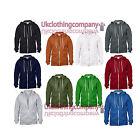 Anvil Adult Full Zip Hooded Sweatshirt - Mens's zipped hoodie sizes s to 3xl