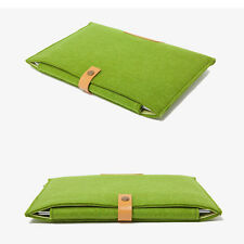 "Felt Sleeve Laptop Case Cover Bag for Apple MacBook Air Pro11"" 12"" 13"" 15"""