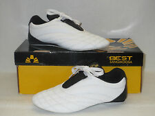 Boy's Best Sangmoosa Martial Arts Shoes White 3H New in Box