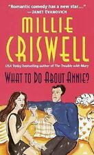 What to Do About Annie?, Criswell, Millie, Good Condition, Book