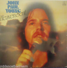 JOHN PAUL YOUNG - Heaven Sent ~ VINYL LP