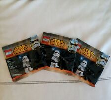 Starwars rare stormtrooper Lego mini figures