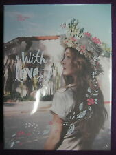 Jessica / With Love, J (MINI ALBUM) CD+1 Photo Card NEW SEALED SNSD