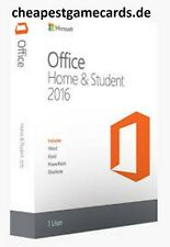 Microsoft Office Home and Student 2016 MS Office 2016 H&S product key per email