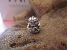Genuine Pandora Silver rare and retired VIKING Charm  ALE 925 790588