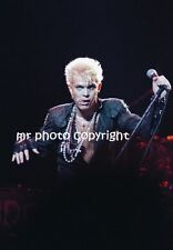 BILLY IDOL    1  original  8 x 12  in.  Photo  (12 X 18 photo also)
