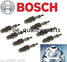 ORIGINAL BOSCH 8X SPARK PLUG PLUGS AUDI QUATTRO A4 A6 S4 4.2 VW TOUAREG PHAETON