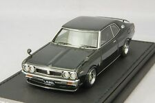 1/43 Scale Ignitional IG Nissan Laurel 2000SGX C130 Black IG0142