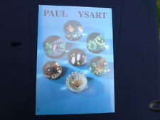 Paul Ysart Exhibition Brochure