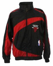 1990's Chicago Bulls Lined ProPlayer Windbreaker From the official Scorer Bulls