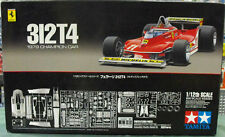 Tamiya 1/12 312T4 1979 Champion Car 12035 w/Photoetch