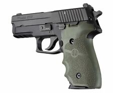 Sig Sauer P228, P229 and M11-A1 Wrap Around Finger Grooves Grip OD Green 28001
