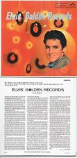 CD ALBUM Elvis PRESLEY Elvis' Golden Records (1958) - Mini LP REPLICA 14-TRACK