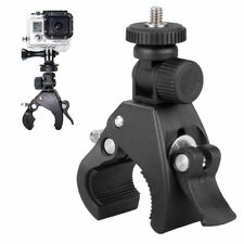 Handlebar For GoPro Hero 1 2 3 3+ 4 Camera Seatpost Clamp Roll Bar Mount Adapter