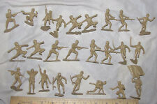 Marx reissue 54mm WWII Japanese toy soldiers x 25