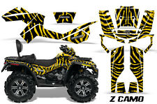 CAN-AM OUTLANDER MAX 500 650 800R GRAPHICS KIT CREATORX DECALS STICKERS ZCY