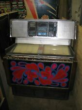 Rowe R-81 coin operated 100 45rpm jukebox project