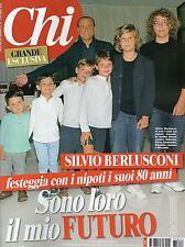 Chi 2016 41#Silvio Berlusconi,Tania Cagnotto,Gisele Bundchen & Tom Brady,hhh
