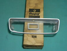 NOS Mopar 1971-74 Dodge Charger Right Parking Lens