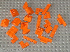 Lot 22 pieces LEGO Star Wars Orange set 7171 Mos Espa Podrace