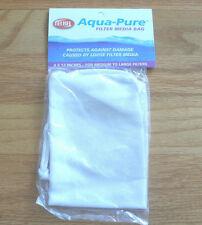 HBH Aqua-Pure Filter Media Bag 4x12 Inches Fish Aquarium
