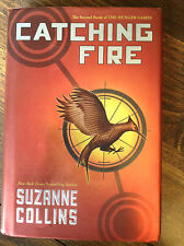 The Hunger Games: Catching Fire by Suzanne Collins (2009, Hardcover) store#2978