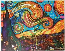 DEAN RUSSO POSTER (50x40cm) STARRY NIGHT NEW LICENSED ART
