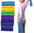 Exercise Pilates Yoga Resistance Abs Workout Physio Aerobics Stretch Band