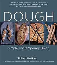 DOUGH by Richard Bertinet   BOOK & DVD........ISBN  9781856267625