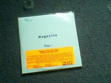 magazine play + rare 21 track double cd