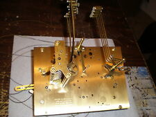 Used-Kieninger Model 82K-Westminster Chime-3 Wt. Grandfather Clock Movement-N192