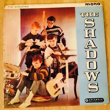 "The Shadows 1961 Mono 33SX 1374 Vintage 12"" Vinyl Record LP"