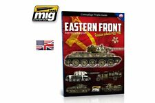 AMMO OF MIG A.MIG-6007 Eastern Front Russian Vehicles 1935-1945 Camouflage Guide