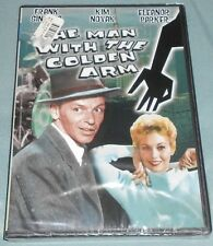 The Man with the Golden Arm, DVD, New!