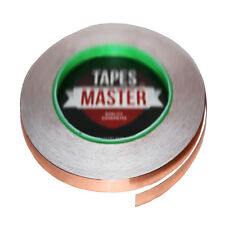 1/8'' x 36 yds (3mmx33m) Copper Foil Tape / EMI Conductive Adhesive Ship from US