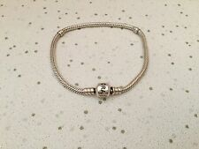 ORIGINAL GENUINE PANDORA DANISH MADE PRE 2008 BRACELET  19CM