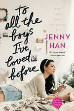 To All the Boys I've Loved Before, Han, Jenny, Good Book