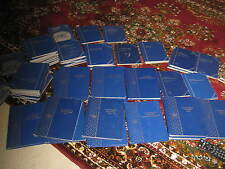 ONE EMPTY USED COIN ALBUM FROM THIS LOT_MANY KINDS & DESIGNS CONTACT I MAY FIND