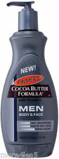 Palmers 400ml Cocoa Butter Formula Men Body & Face Lotion Pump New Palmer's Mens